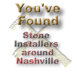 Nashville Stonework with Natural Patio Installers Banner Nashville Stonework and Patio Installation Professionals
