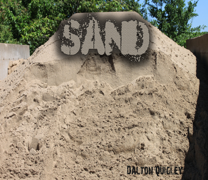 Buy and Get Delivery of Nashville Sand Products for Pavers and Concrete