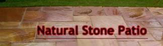 Natural Stone Patios Increase Property Value